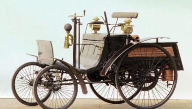 Как изобрели автомобиль?