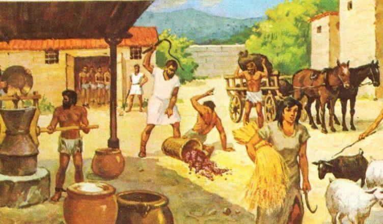Сколько стоили рабы в древности