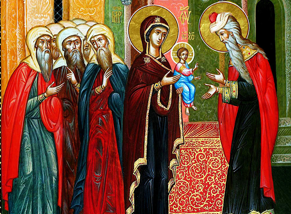 Что за праздник обрезание Господне?