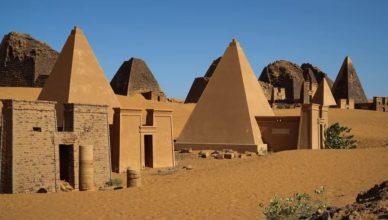 древние африканские цивилизации