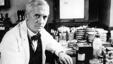 Как изобрели антибиотики?