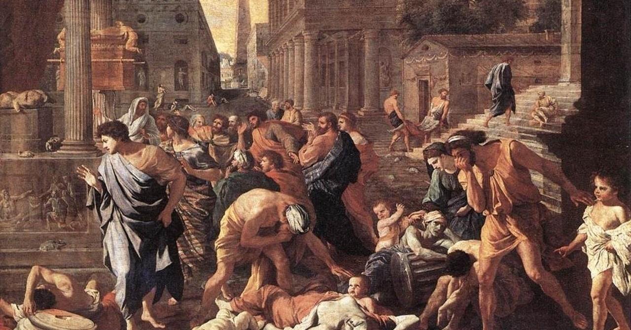 Сколько народу выкосила чума в средневековой Европе?