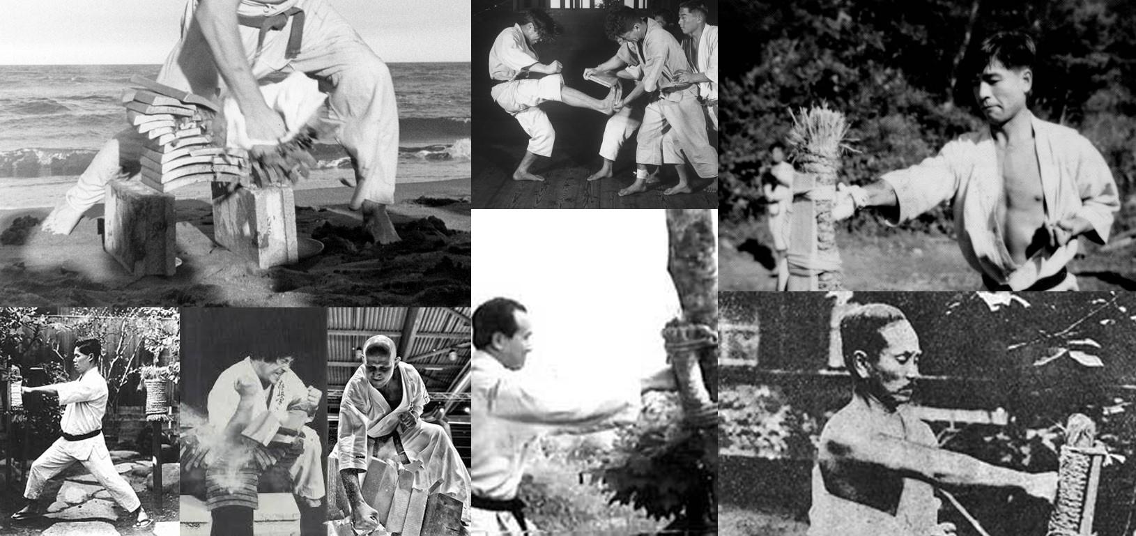 В каком веке появилось каратэ?