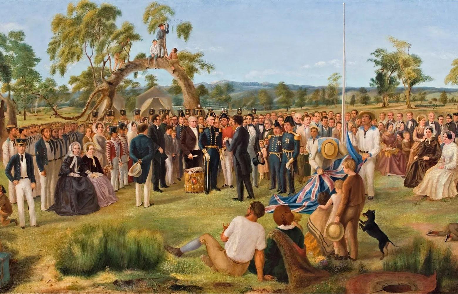 Как колонизировали Австралию