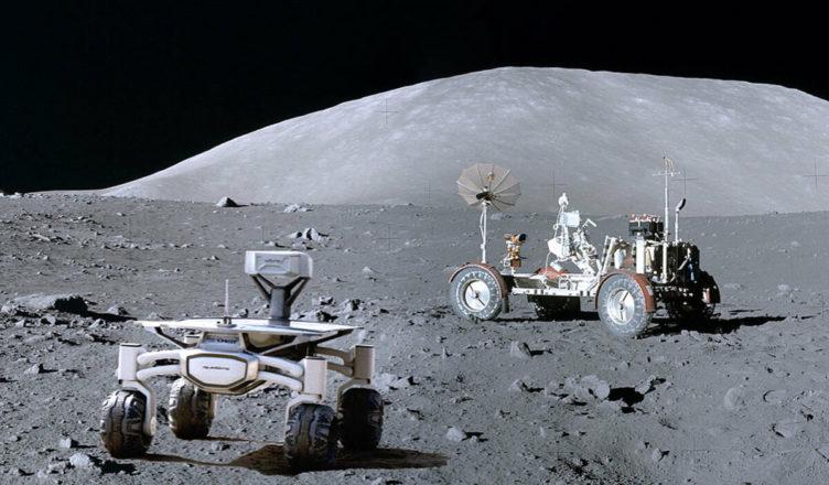Высаживались ли американцы на Луну?