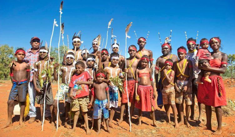 Как жили австралийцы до прихода европейцев