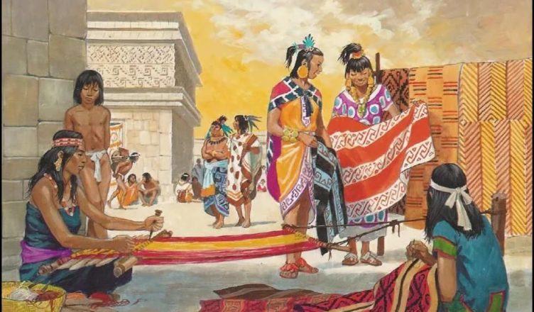 Как исчезла империя ацтеков