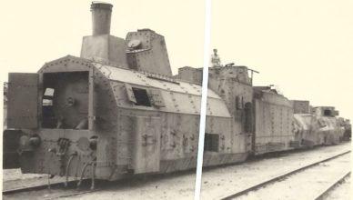 Один бой двух бронепоездов