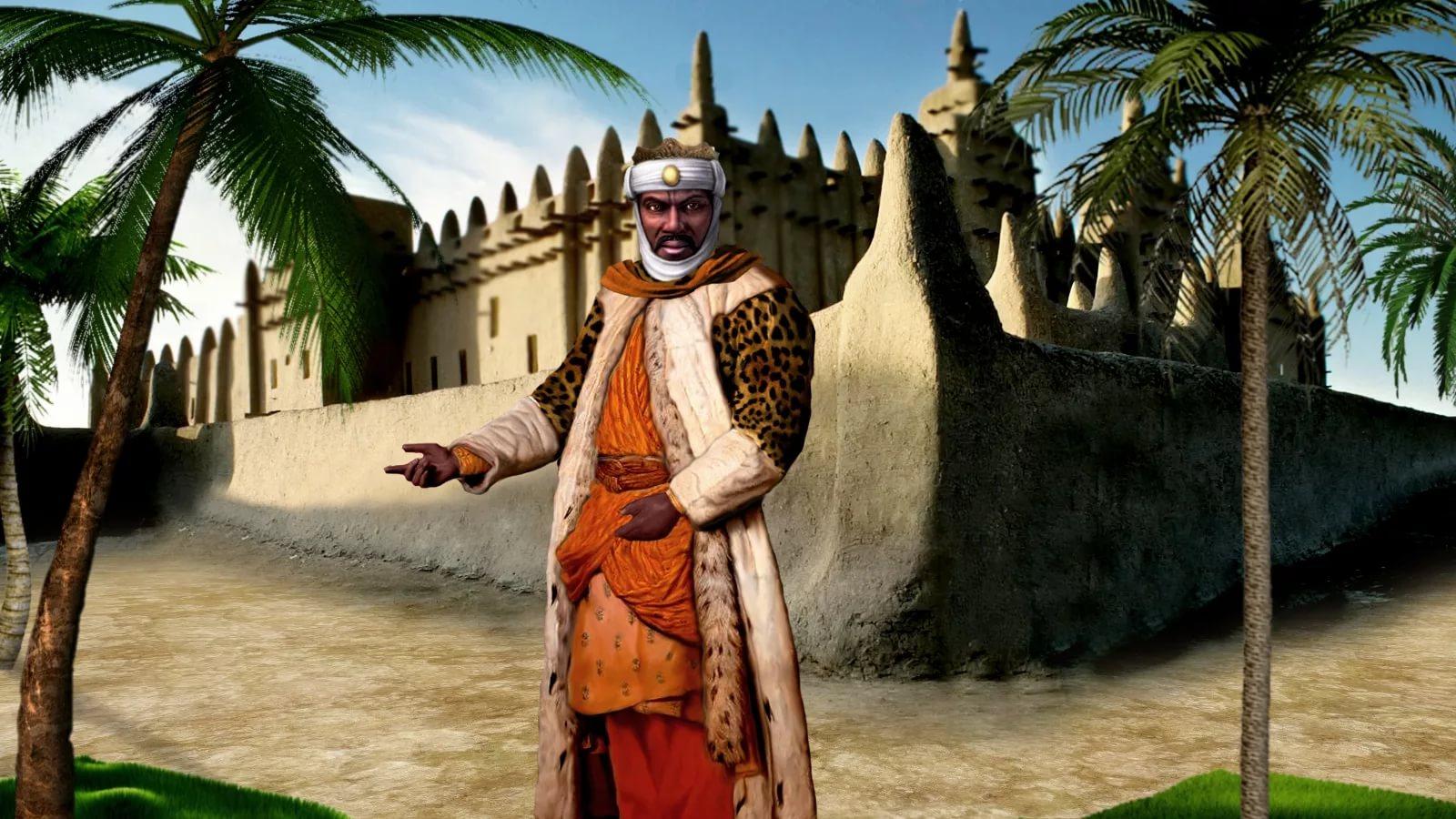Империя Мали