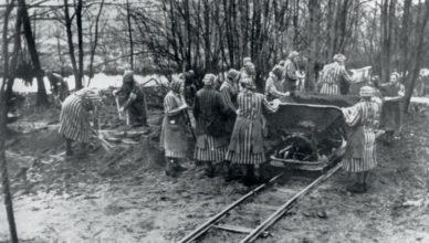 Жизнь советских военнопленных на заводе Круппа