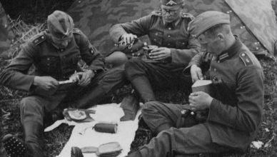 Как немцы относились к раненным Советским солдатам