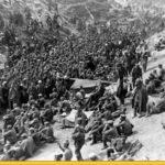 Показания немцев о транспортировке советских пленных