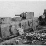 Боевые будни бойцов бронепоезда