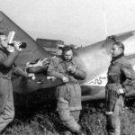 Расстрелы сбитых летчиков без суда и следствия