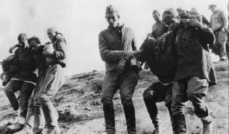 Дискриминация советских военнопленных