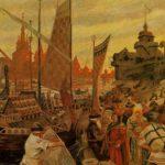 Чем торговала Русь до нефти?