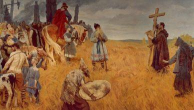 Что стало с язычниками после принятия христианства