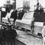Симбиоз бронепоезда и стрелковой дивизии