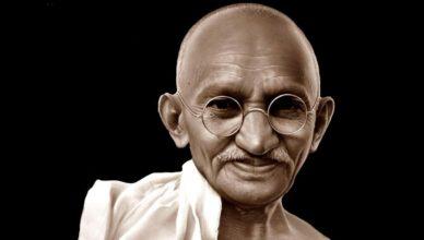 Странности Махатмы Ганди