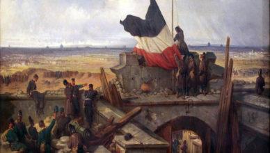 Исторические конфликты между Францией и Германией