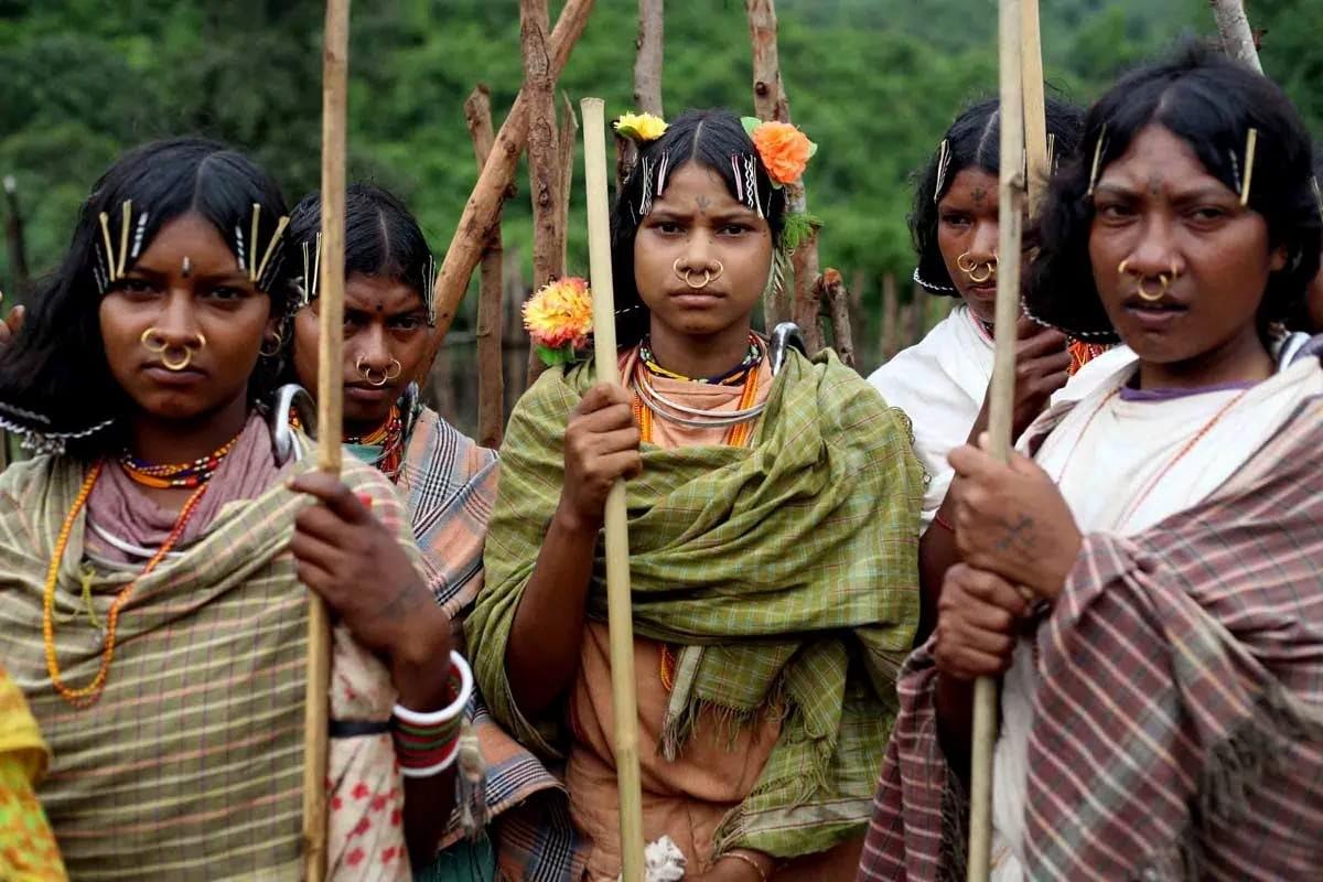 племя наговиси