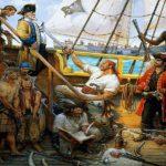 Рацион пиратов и мореплавателей прошлого