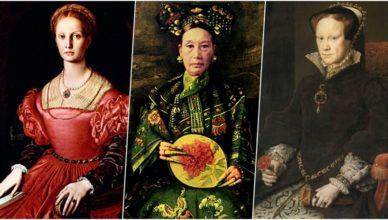 Худшие женщины-правительницы