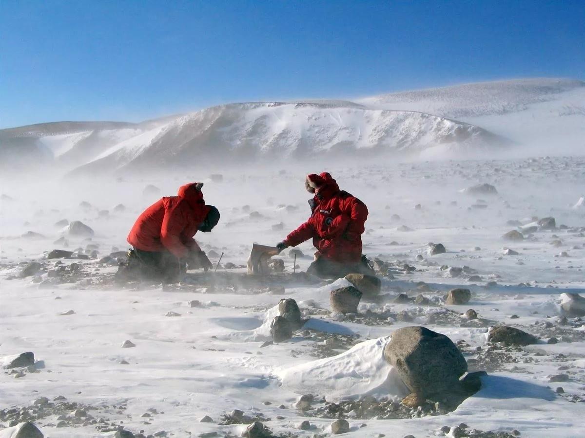 Как исследовали Антарктиду