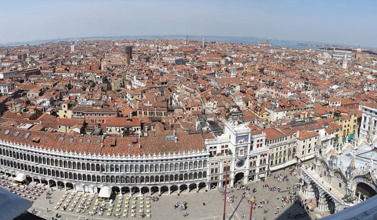 Как строили Венецию