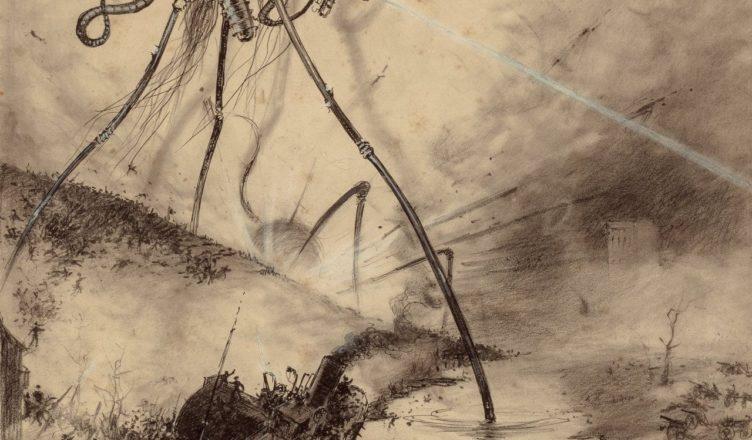 Какие произведения Герберта Уэллса оказались пророческими?