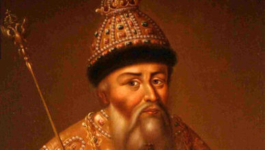 Какое положение занимала Русь на мировой арене при Иване Грозном?