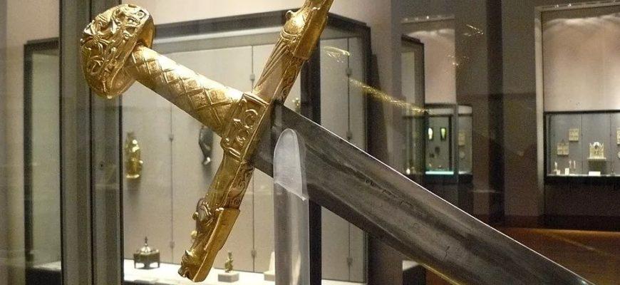 Знаменитые мечи, имеющие собственное имя