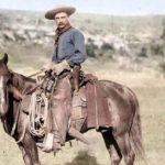 Продолжительность жизни людей на Диком Западе