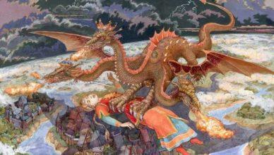 Драконы в фольклоре разных народов мира
