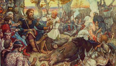 За что народ не любил князя Владимира