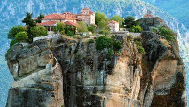 Самые крупные монастыри мира