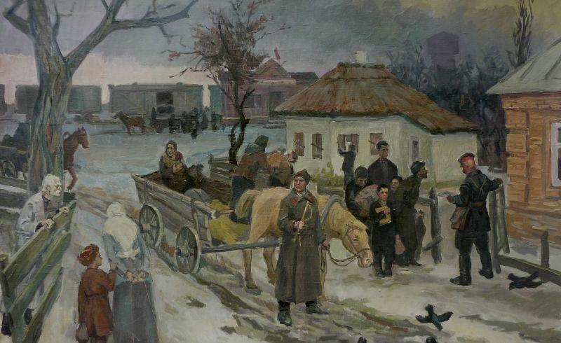 Письма казаков, страдающих от репрессий советской власти 1931 год