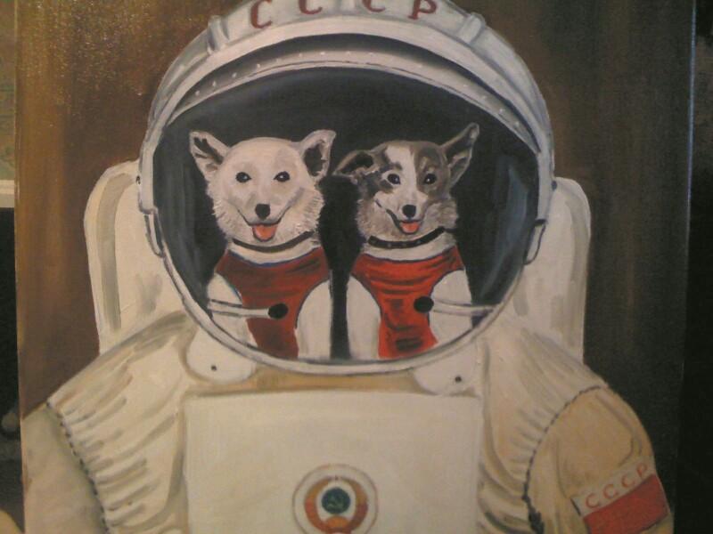 Собаки-космонавты (СССР)