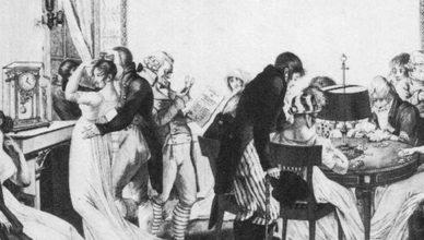 История проституции в нашей стране