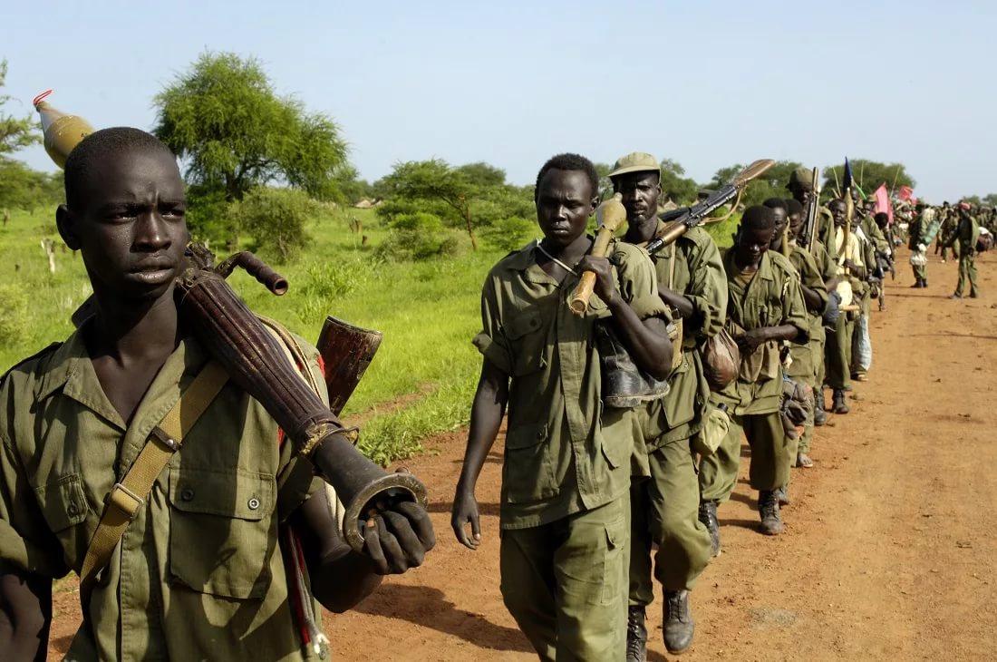 Войны африканских государств