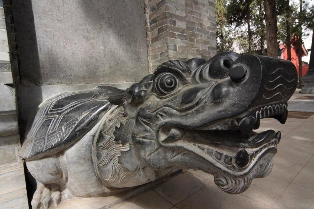9 сыновей китайского дракона