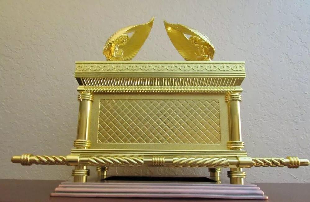 Легенды о ковчеге Завета