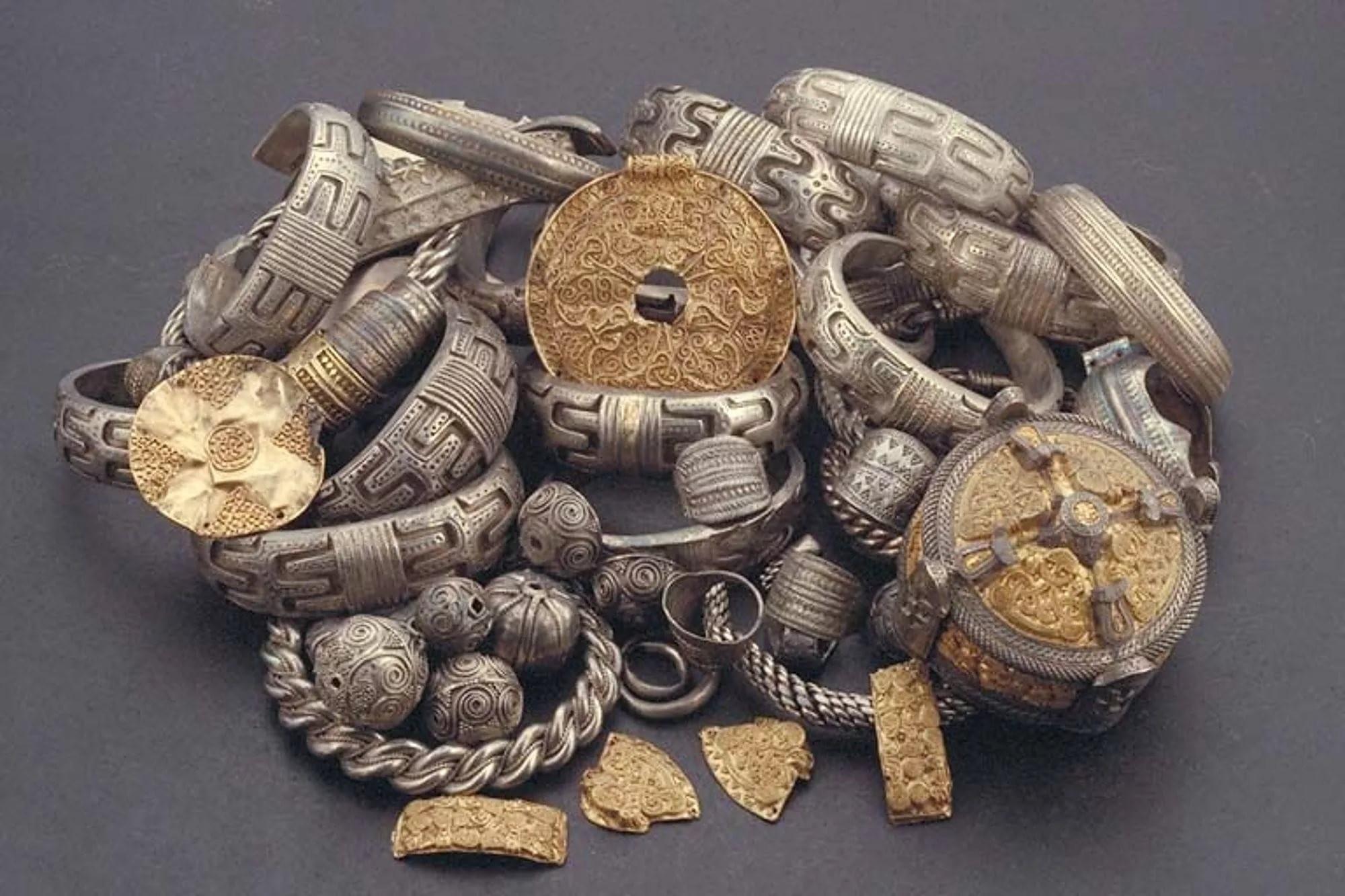 Кюрдельский клад Викингов