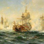 российский флот 1719 года