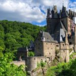 Самые крупные замки Европы