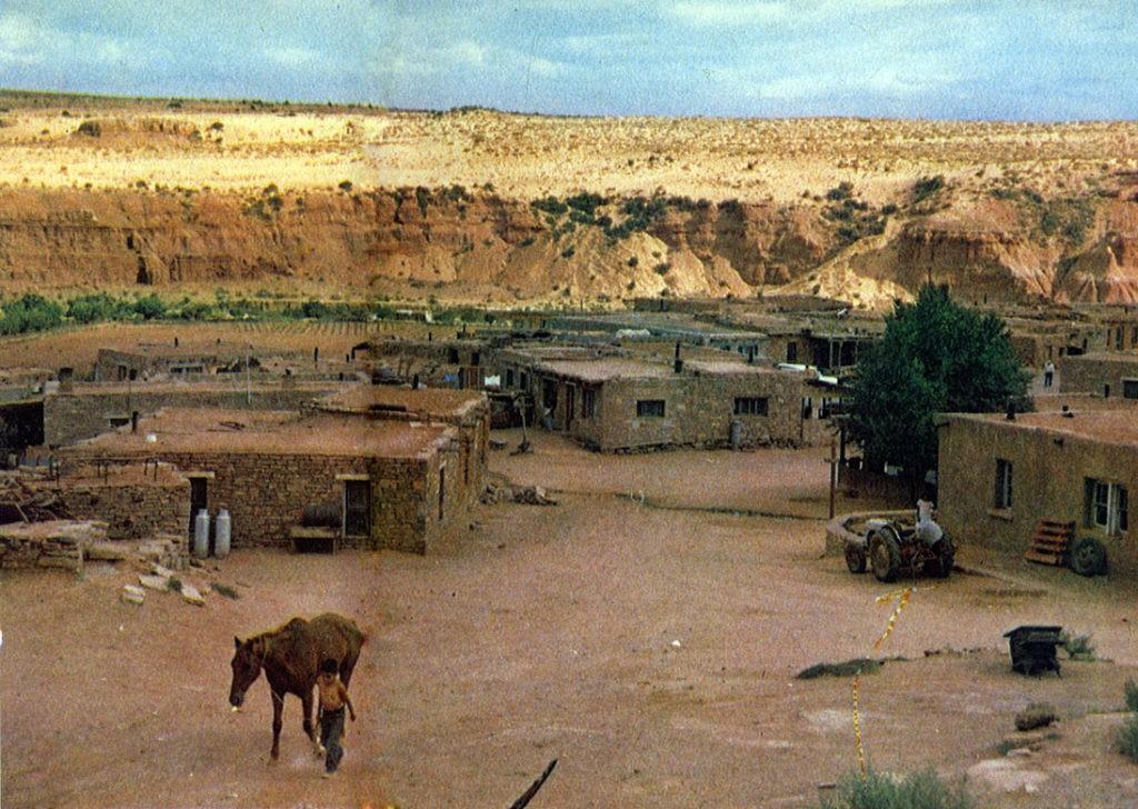 Как индейцев заселили в резервации