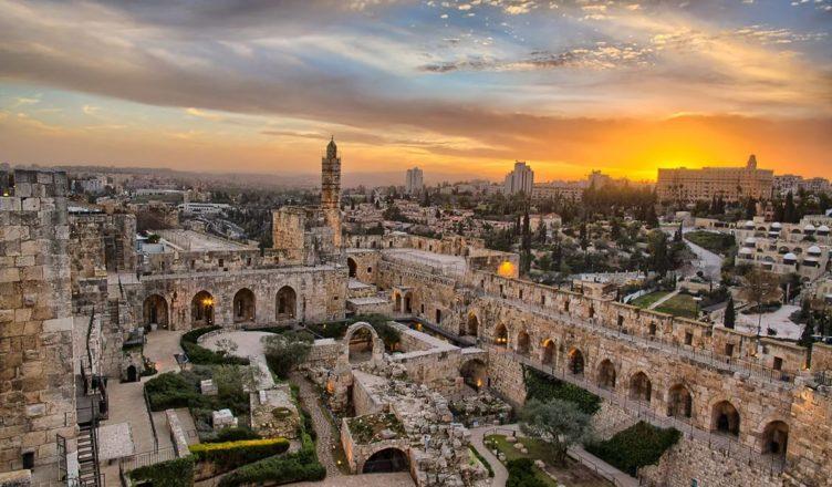 проследить всю историю происхождения Израиля