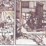 Как изобрели шелковую ткань?