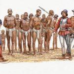 В какую эпоху продавали больше всего африканских рабов?