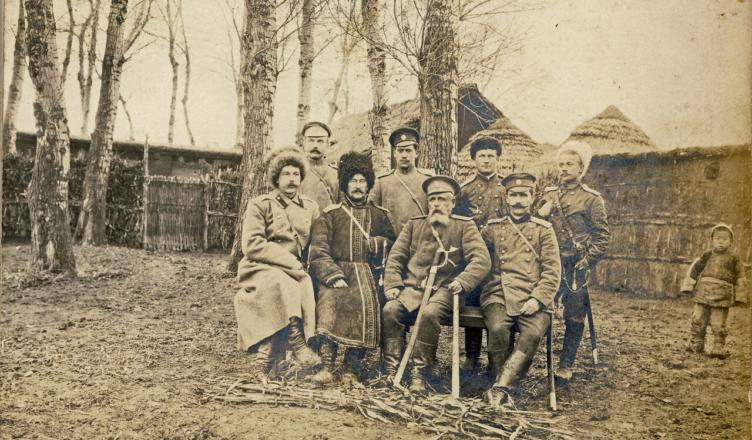+-Письма казаков, страдающих от репрессий советской власти 1931 год